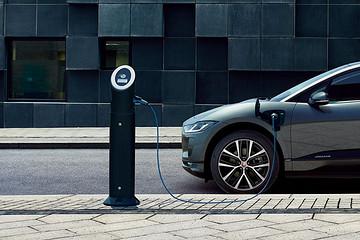 除了特斯拉以外 高端新能源车新选择——捷豹I-pace