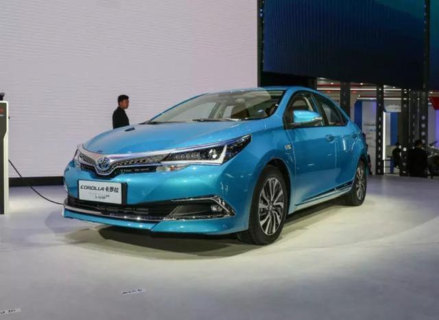 丰田在华首款真正的新能源车,纯电续航55km,油耗1.3L!
