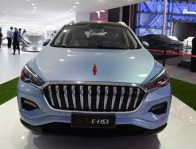 红旗新能源SUV即将到来,续航380km,15万起售,还买什么蔚来ES8