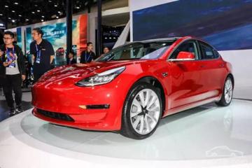 特斯拉Model 3开启预定,49.9万起步,网友:看到价格心凉了