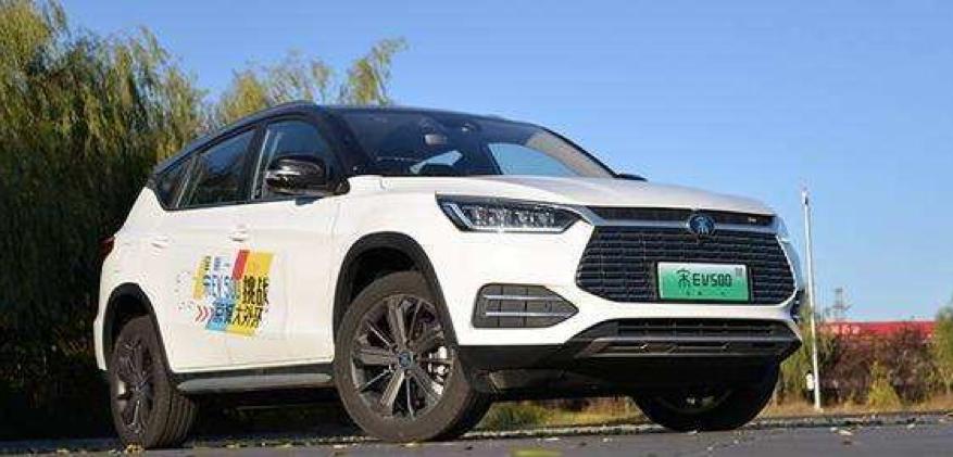 电动SUV推荐,这4款性价比高,最大续航500km,还买什么燃油车