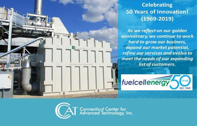 全球最老商业燃料电池公司诞生,成立居然只有50年?
