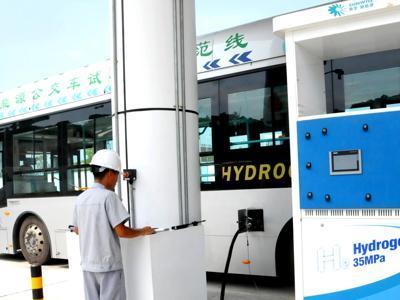 """氢能源概念被热炒,但是市场化还需跨过三座""""大山"""""""