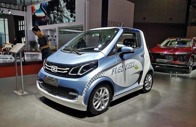 氢云观察:众泰汽车提前布局新能源,氢燃料汽车领域大有可为