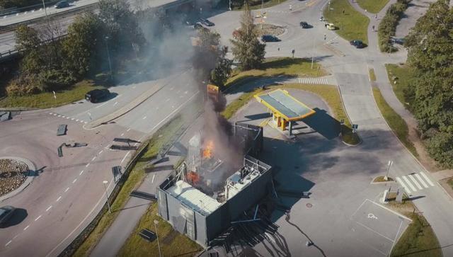 挪威加氢站发生爆炸!丰田,现代均停止氢燃料电池汽车销售