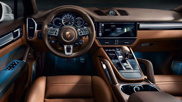 保时捷2020款Cayenne新增加三款混动车型,起售价16万美元