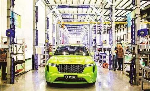 长安燃料电池汽车进度加速,首款氢能汽车CS75亮相智博会