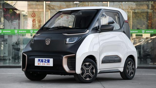 纯电代步就看这3款车,最低仅5.48万,最高5.99万起,还免购置税