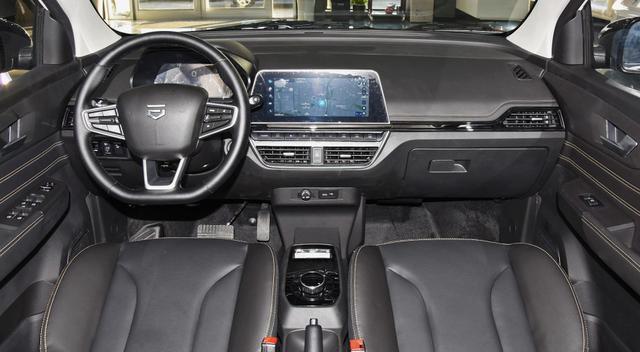 标配10寸中控大屏,最低仅售6万!3款造车新势力良心推荐