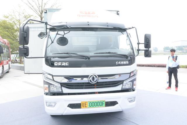充氫3分鐘,續航400公里,福田、廣汽等氫燃料電池汽車亮相佛山