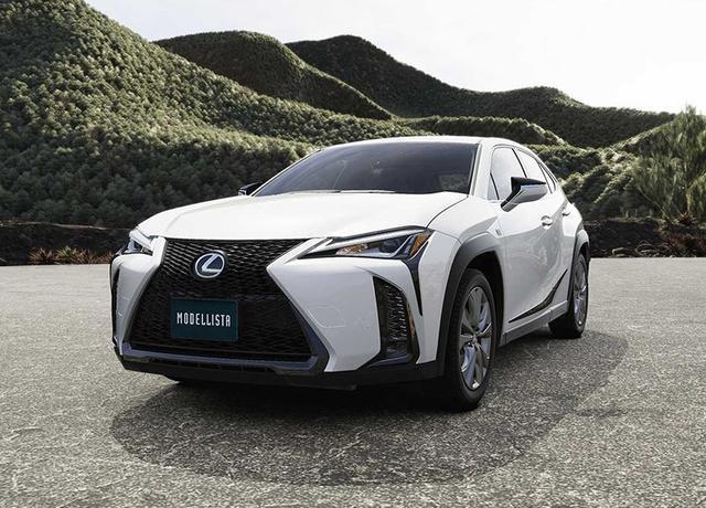 广州车展前瞻:基于UX打造,雷克萨斯首款电动车将亮相