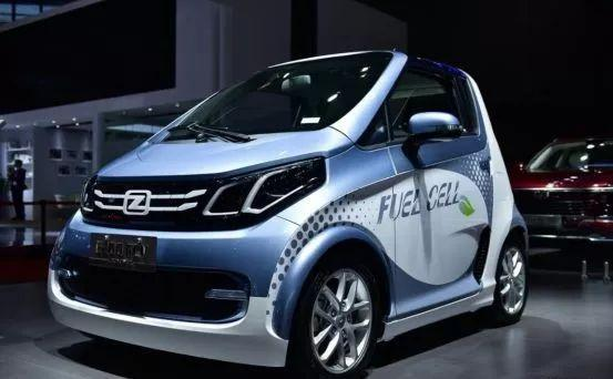 超越丰田?众泰将推3.5KW/L功率密度电堆的氢燃料汽车