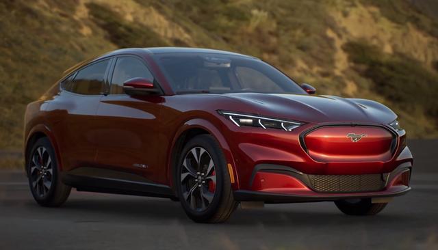 预订一空,福特Mustang Mach-E首发版供不应求
