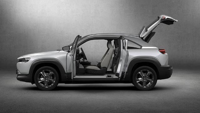 续航200公里售价超20万,马自达电动车开启预售