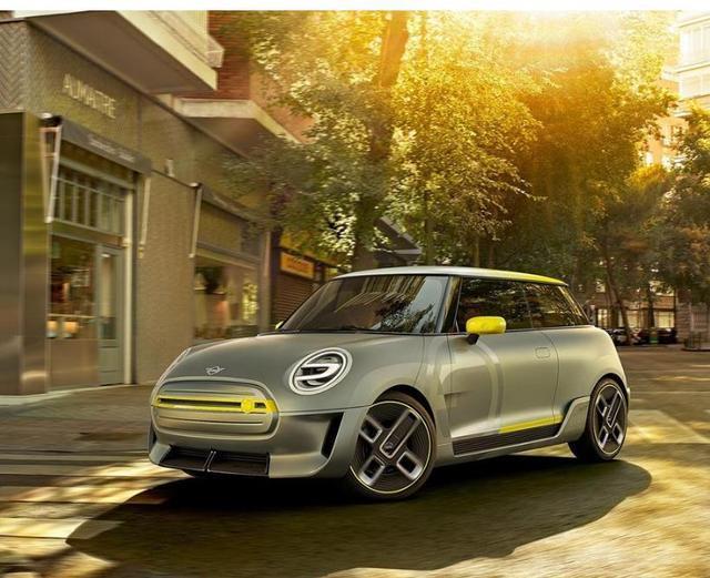 奔驰吉利成立合资公司生产电动smart,要销往全球?