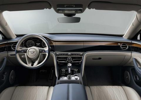 搭保时捷发动机,宾利飞驰新能源2023年上市,价格有惊喜?