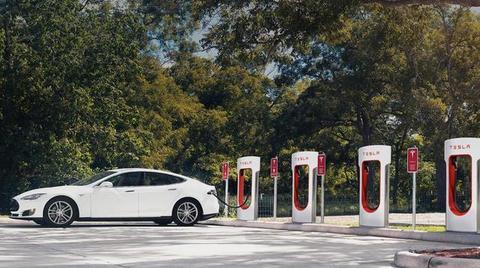 充电桩数量同比大增50%,这才是新能源车的未来?