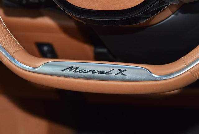 荣威MARVEL X新款信息,续航高达500公里