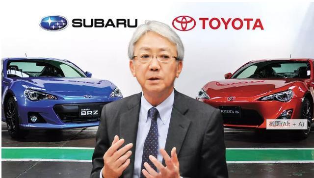 斯巴鲁新能源战略规划发布,混动车型销量占比40%?