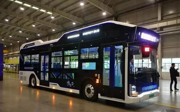 潍柴动力、厦门金旅等燃料电池车型上榜第2批新能源推广应用目录