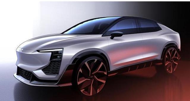 日内瓦车展亮相,定位轿跑<a class='link' href='http://car.d1ev.com/0-10000_0_8_0_0_0_0_0_0_0_0_0_0_0_0_0_3_0.html' target='_blank'>SUV</a>,爱驰第二款车型曝光