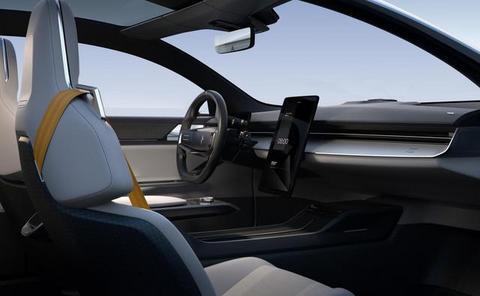极星发布全新概念车,设计惊艳对标特斯拉,何时能量产?