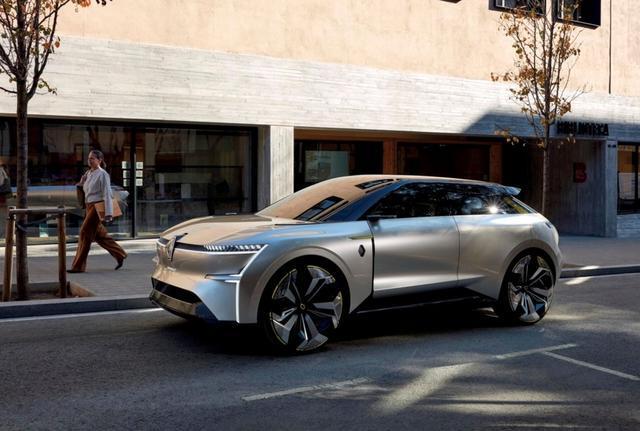 起售价约28万,雷诺可变身概念车即将量产,续航达700公里