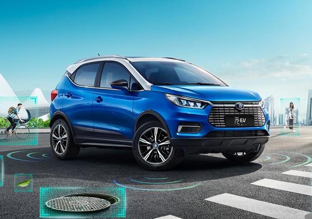比亚迪仅排第三,价格高的车型销量更好,4月上险量前三纯电SUV