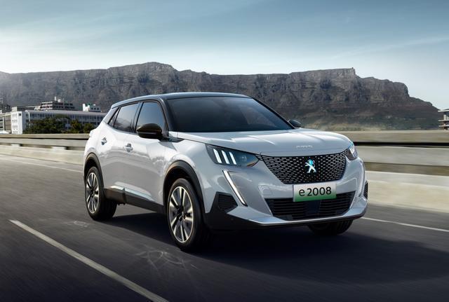 续航360公里16.6万起,标致推出首款纯电SUV,亮点不少
