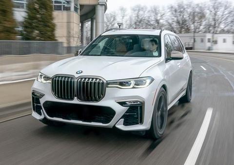 传宝马将推X8 M,定位轿跑SUV,或成宝马最贵车型