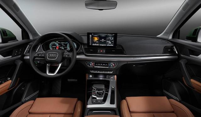 百公里油耗可降低0.3升,新款奥迪Q5发布,奔驰宝马如何应对?