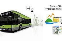 Solaris氢能源公交车获德国概念车一等奖