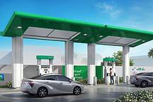 基础设施先行,加氢站产业链率先受益