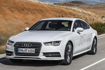 不放弃!奥迪新款A7实车曝光,换氢燃料动力,预计年内亮相