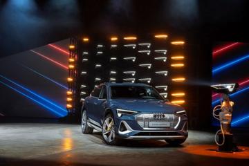 洛杉矶车展奥迪e-tron轿跑版发布,明年春季上市