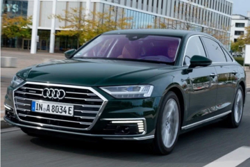 86万起,奥迪A8插混版西班牙开售,百公里油耗仅为2.8L
