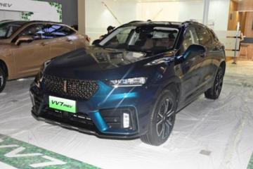 要省油也要个性,3款新能源轿跑SUV推荐