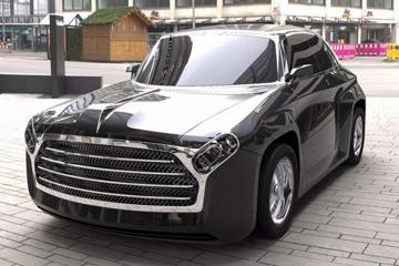"""印度汽车的""""荣光"""",也要推出纯电车型,大家喜欢吗?"""