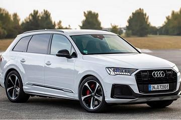 西班牙起售价约63万,新款奥迪Q7搭载3.0T发动机,竞争宝马X5