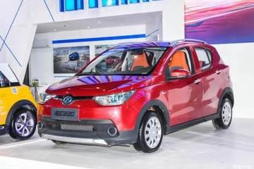北汽新能源EC220新增车型上市 补贴后售价5.58万元