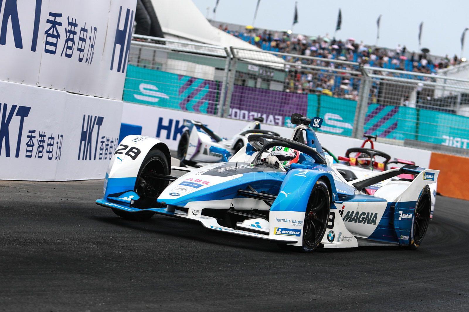 Formula E三亚站落幕 宝马车手达·科斯塔领跑车手积分榜