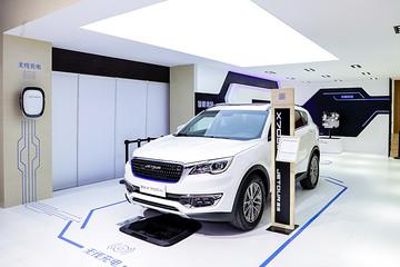 2019上海车展:捷途汽车首款纯电动车型捷途X70S EV亮相上海车展 提供2种续航版本