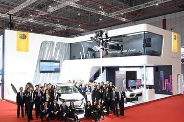 海拉亮相2019上海车展 带来创新性汽车电子与车灯解决方案