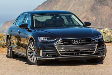 奥迪2020年内将推5款纯电动车 下一代奥迪A8或推纯电动车型