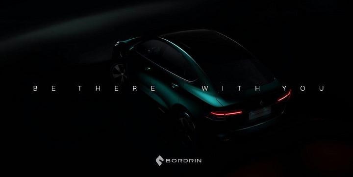 即将亮相的博郡首款车真能对标特斯拉?是在博关注?