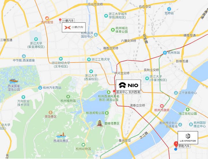 从杭州到上海,探访了5家体验店,整理出这份《新势力探店红宝书》