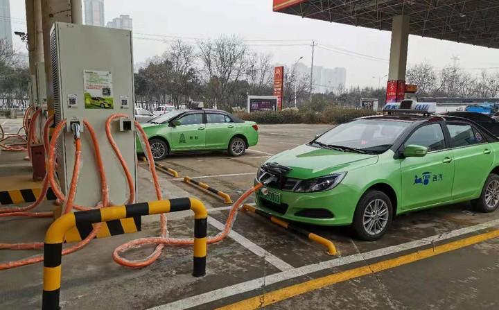 西安规模最大加气充电一体双能源补给场站上线运营