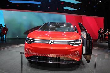 侧拉式对开门,6.6S破百,L4自动驾驶,续航450km的大众纯电SUV