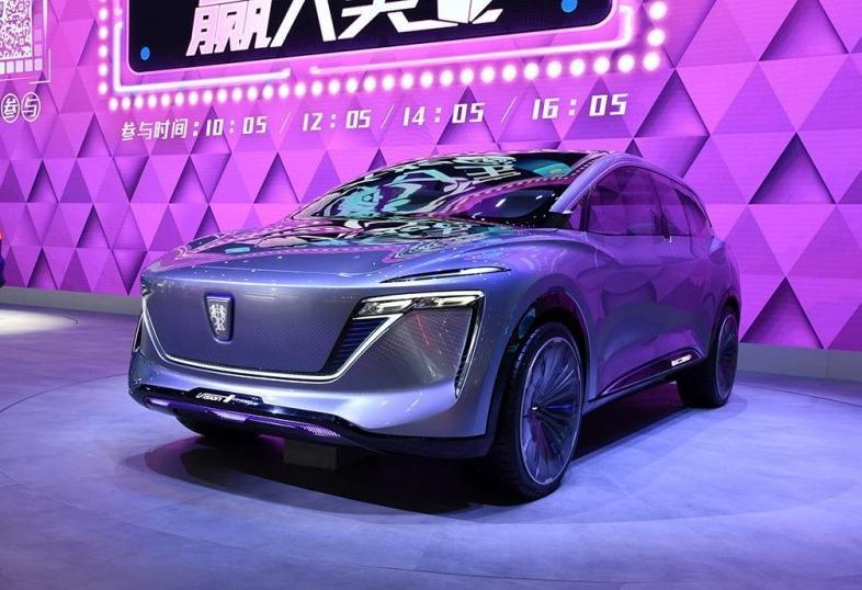 "L4级自动驾驶,搭载5G,全息投影,荣威纯电动""新物种""来袭"