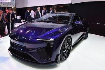 又一新势力电动超跑,Quattro之父设计,零百2.5秒,极速300km/h